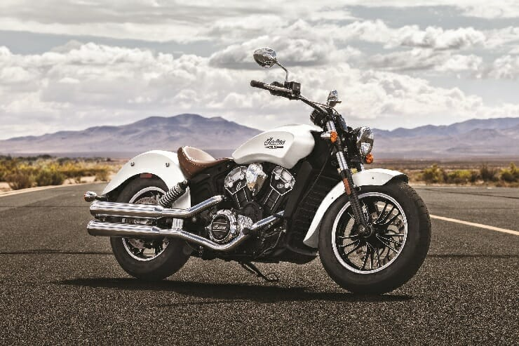 Indian Scout Sixty Accessories