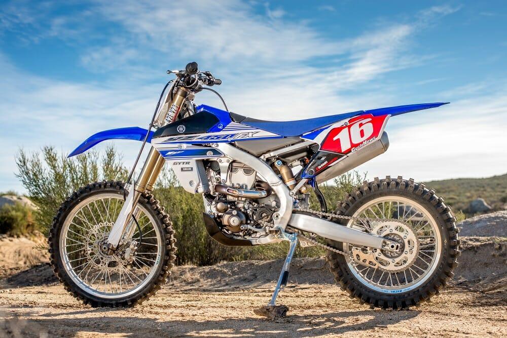 2016 Yamaha YZ450FX