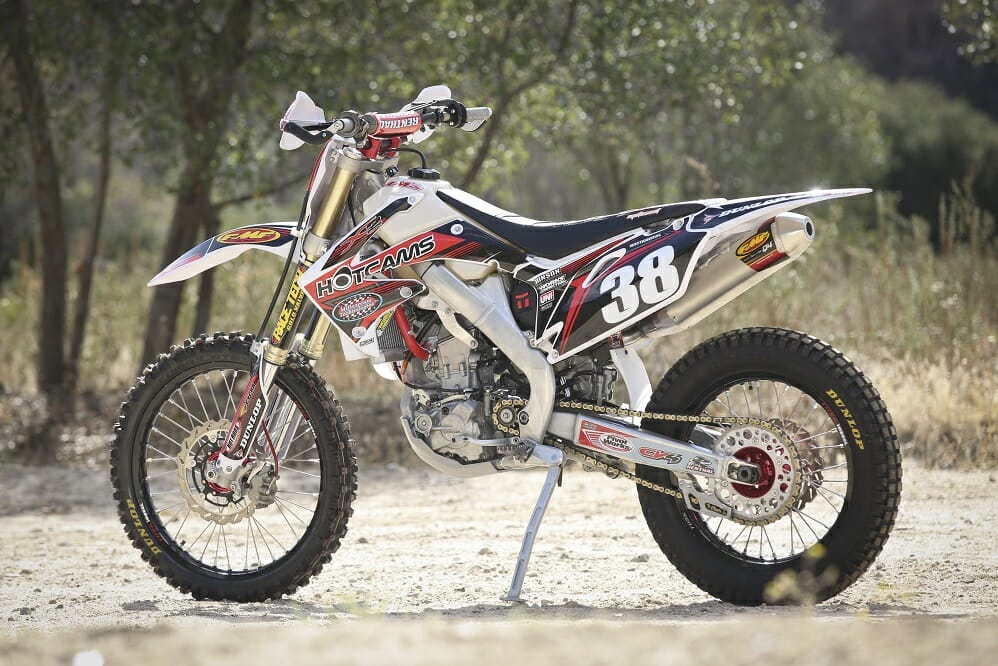 2010 Honda CRF270R-X