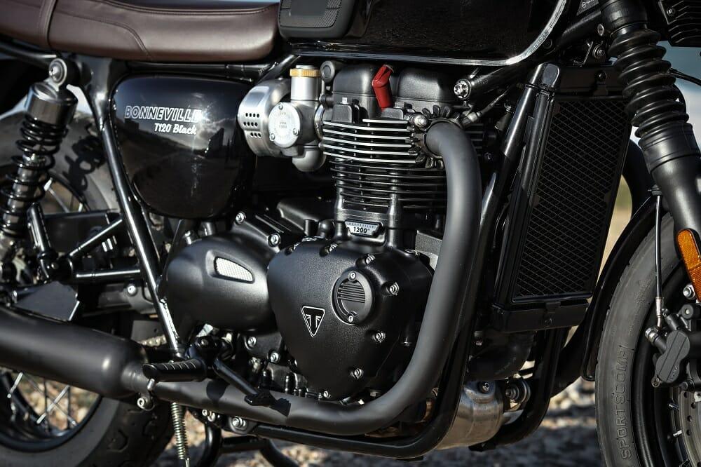 Triumph Bonneville T120 First Ride Cycle News