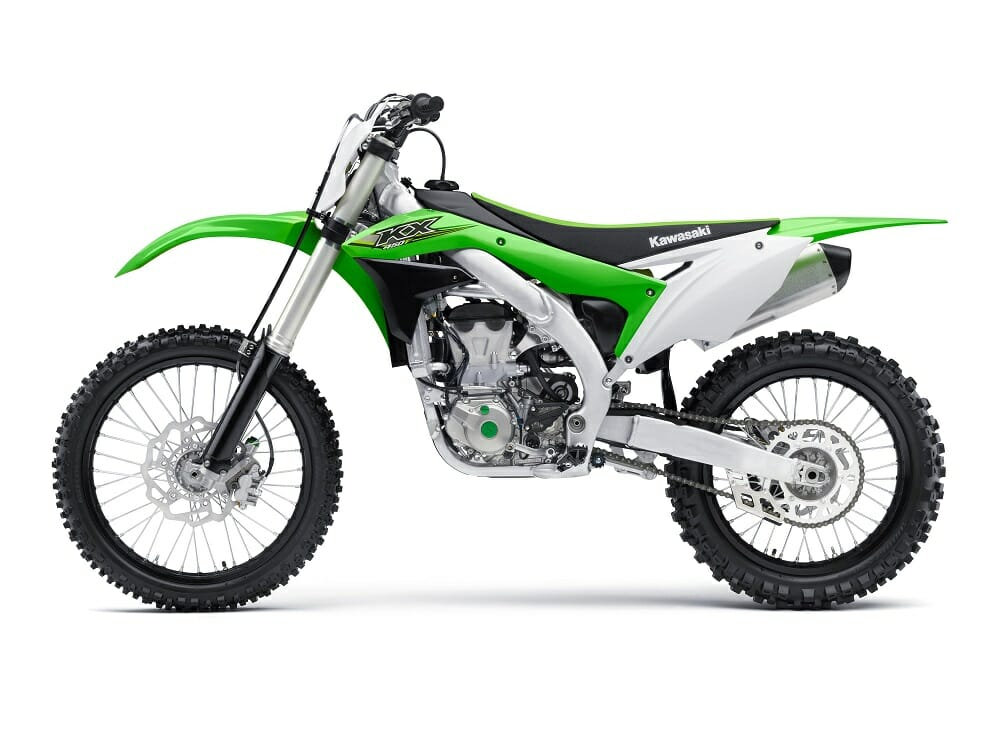 2017 Kawasaki Motocross Bikes Revealed - Cycle News