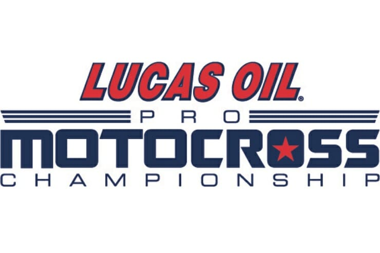 Lucas Oil AMA Pro MX Logo