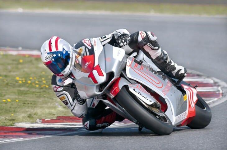 Michael Czysz on MotoCzysz 012 E1 pc-01