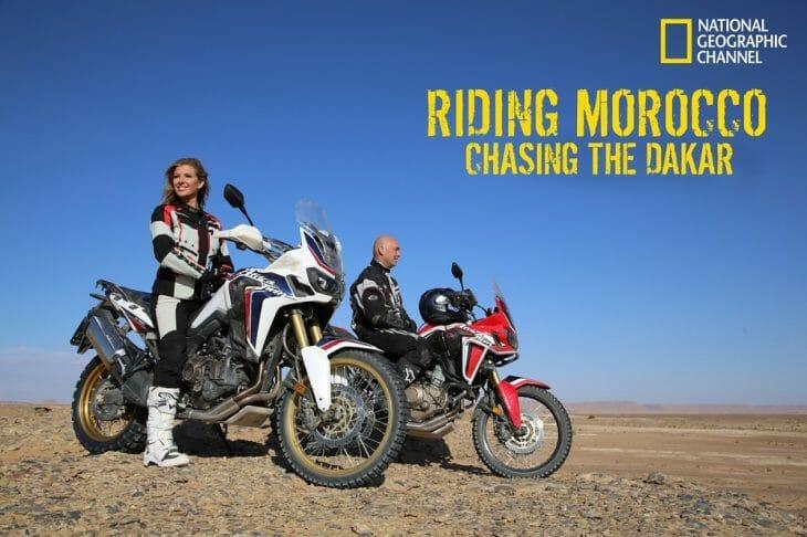 Riding Morocco: Chasing the Dakar