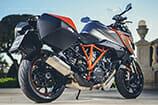 KTM Sport Touring Motorcycle