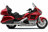 The Honda Gold Wing is an example of a Touring Motorcycle