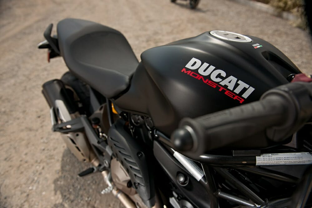 Yamaha XSR900 Vs Ducati Monster 821 COMPARISON TEST