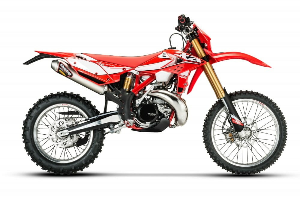 2017 Beta Off Road Motorcycles First Look Cycle News