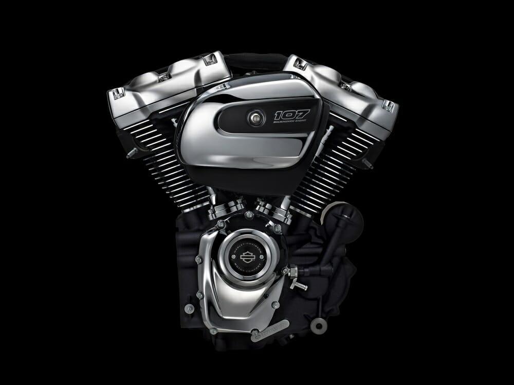 Harley-Davidson's Milwaukee Eight Engine