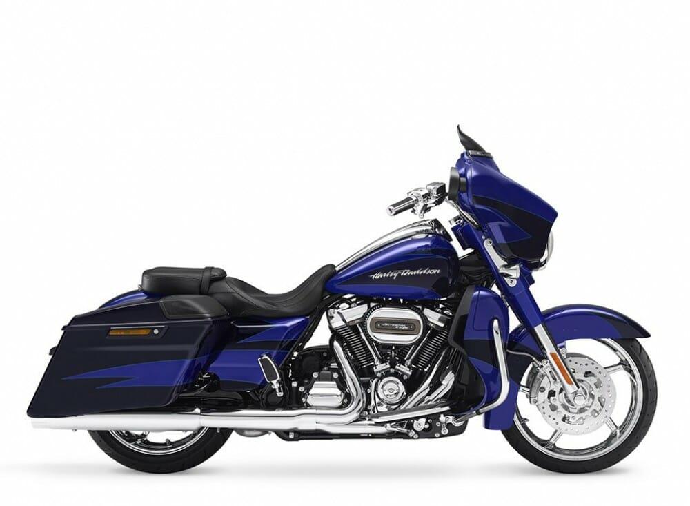 Harley-Davidson's Milwaukee Eight Engine Debuts - Cycle News