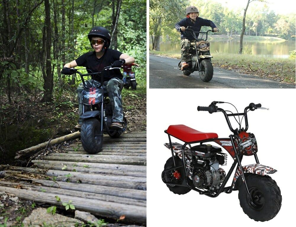 Monster Moto 80cc