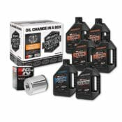 Maxima Oil Change in a Box Kits from J&P Cycles