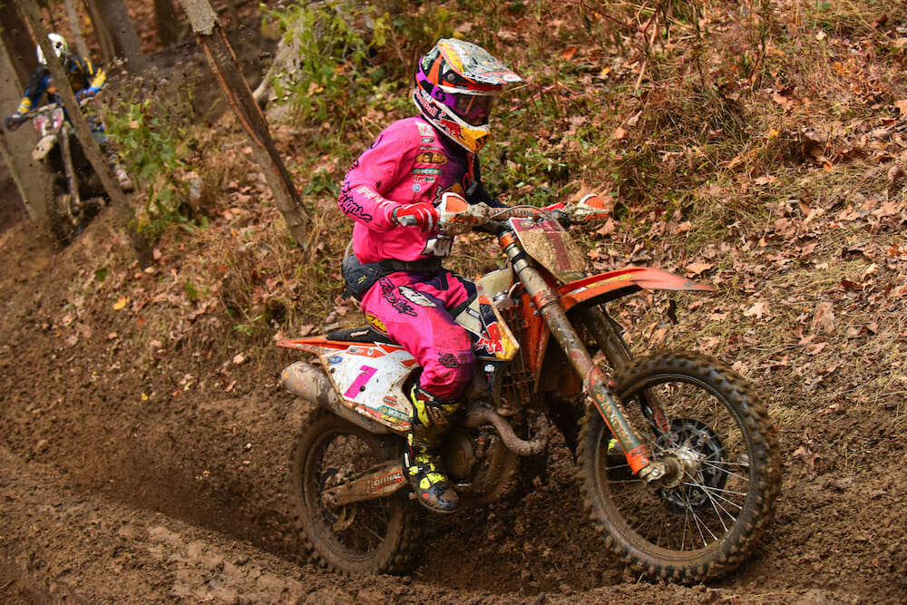 Ironman GNCC: Kailub Russell Records 40th Win - Cycle News