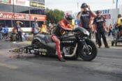 Victory Racing' Matt Smith