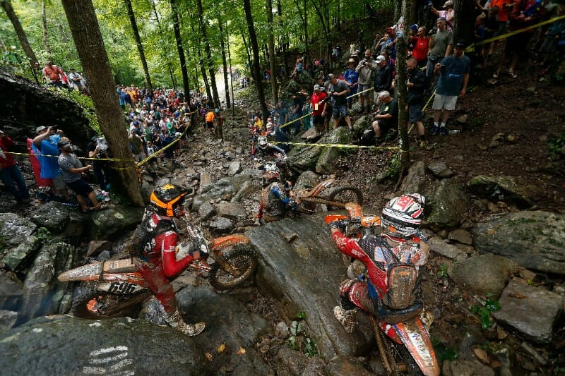 2017 Kenda Tennessee Knockout Extreme Enduro