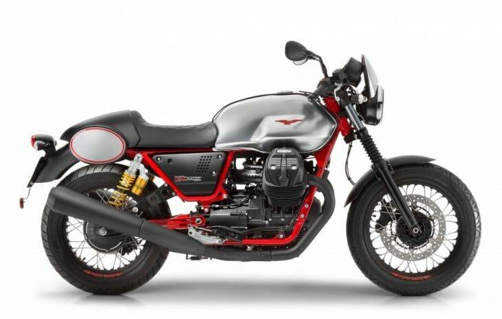 2017 Moto Guzzi V7 III Range First Look