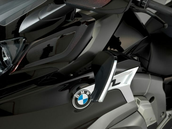 2017 BMW K 1600 GTL First Look