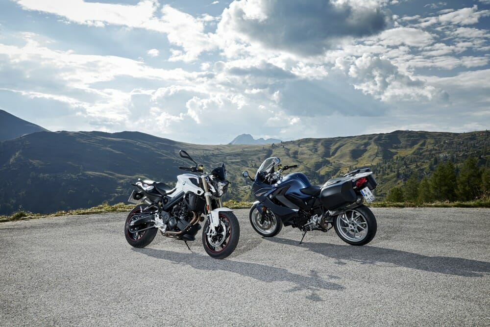 2017 bmw f 800 r and f 800 gt first look cycle news. Black Bedroom Furniture Sets. Home Design Ideas