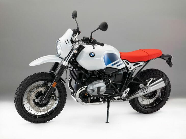 BMW Urban GS
