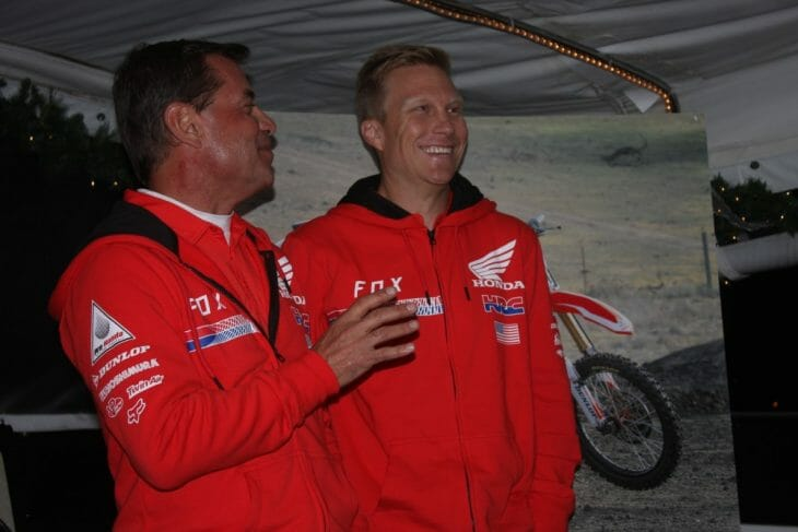 Dan Bentley and Andrew Short