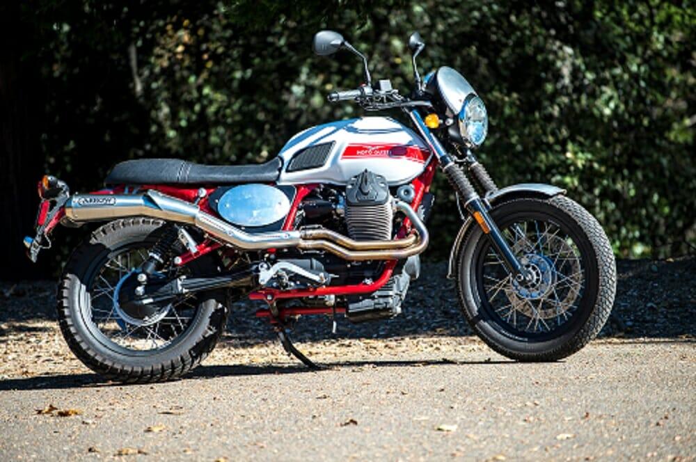 Moto Guzzi V7 II Stornello Scrambler