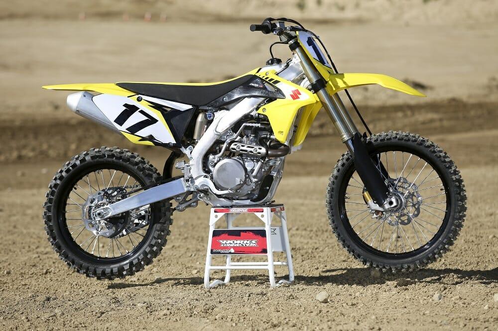 2017 450 Motocross Shootout - Cycle News