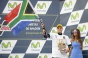 FIM Moto3 World Champion Brad Binder