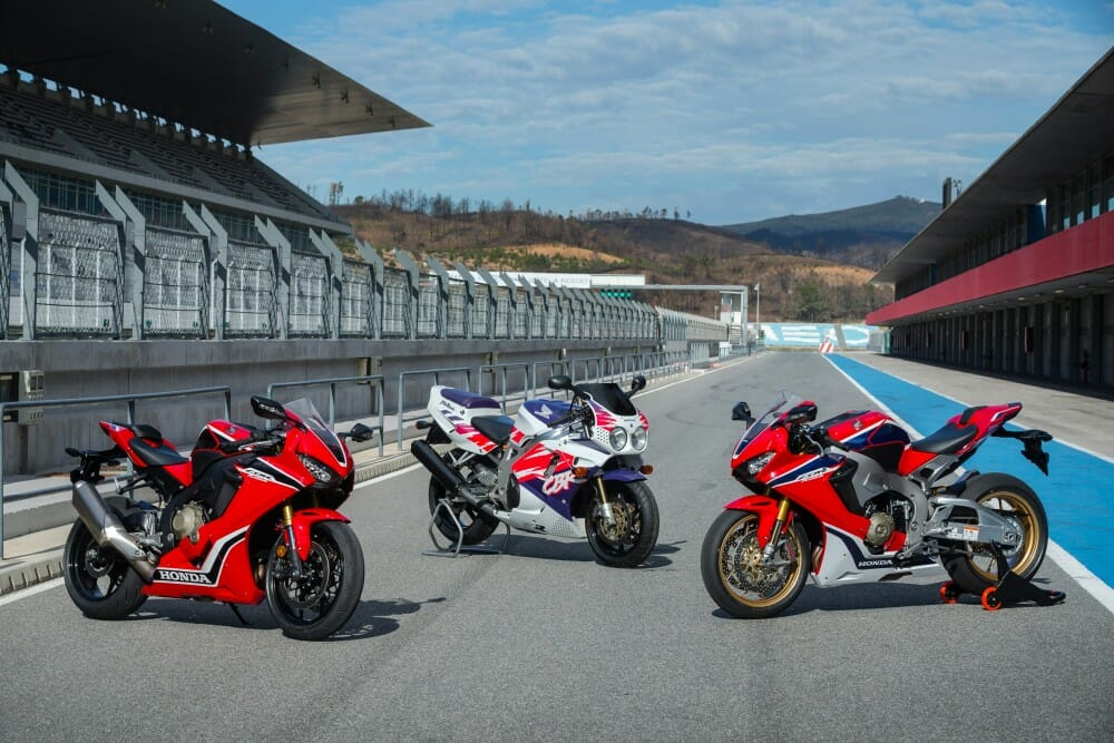 2017 Honda Cbr1000rr And Sp Track Test Cycle News. Old And New Honda Cbr Bikes. Honda. Honda Cbr 1000 Fuel Line Diagram At Scoala.co