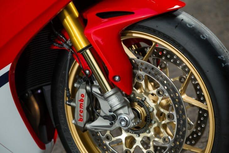 CBR brakes SP
