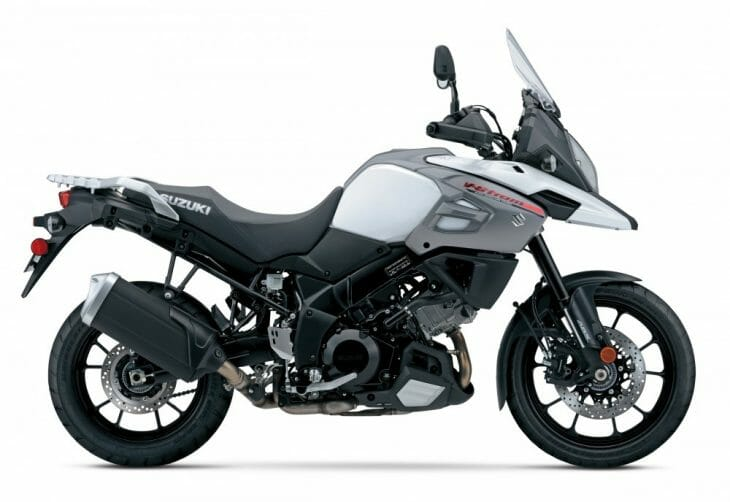 Is it just us or does the 1000 look a little like the old DR700 from the '80s?