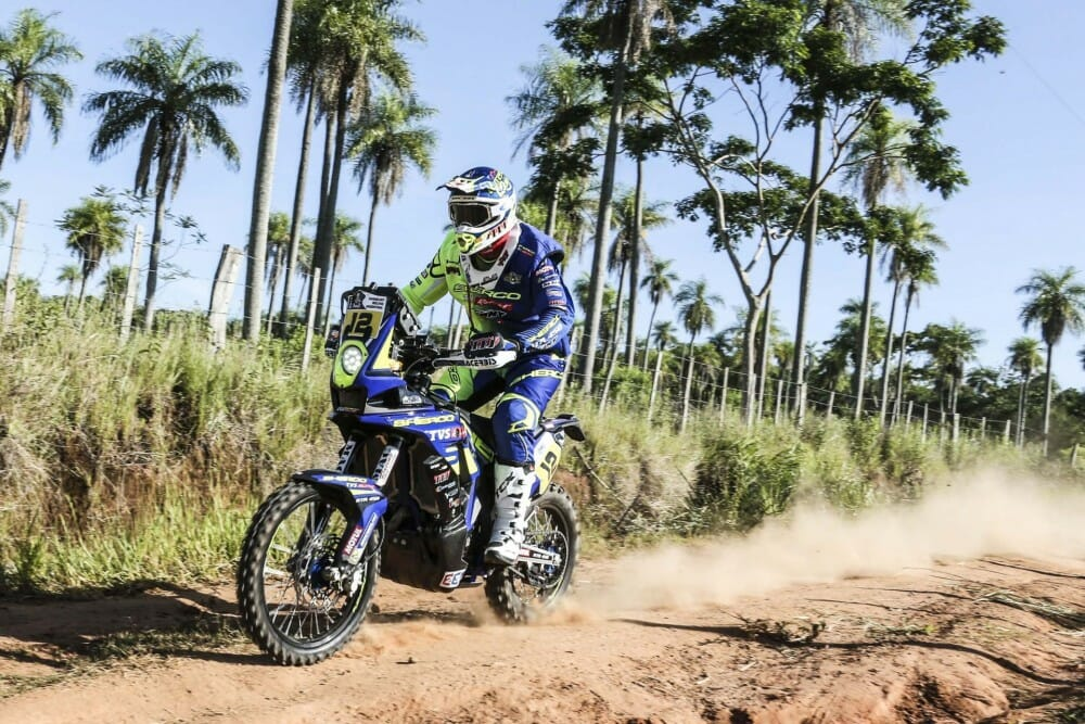 2017 Dakar Rally Day One Results