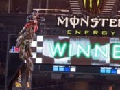 San Diego 250 Supercross Results