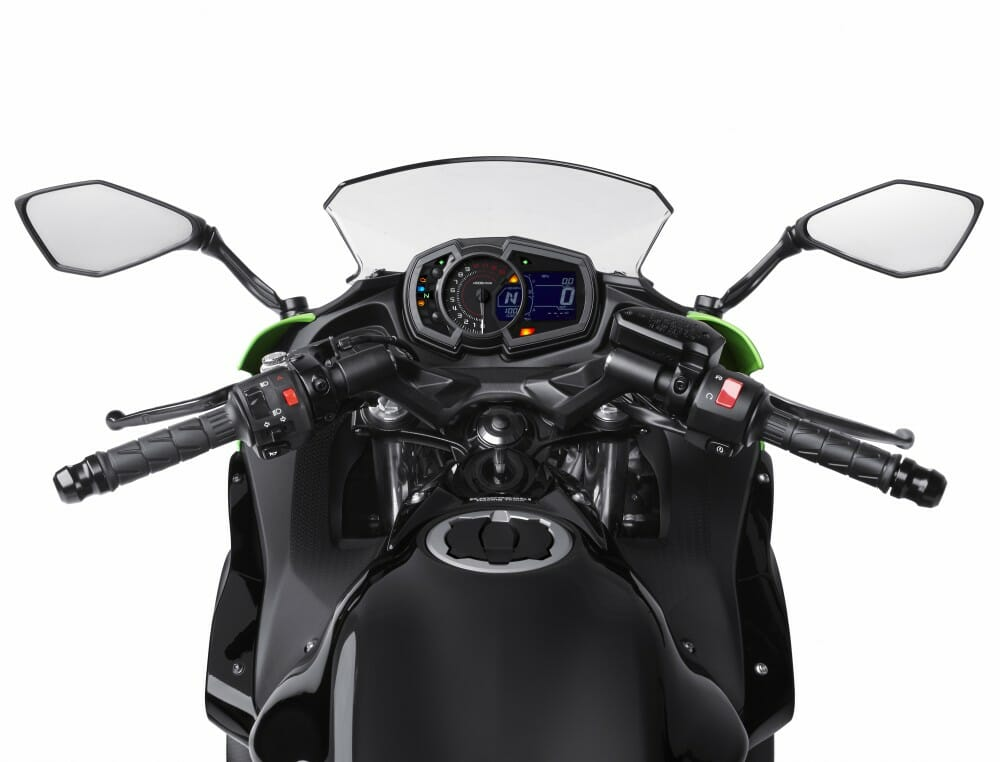 2017 Kawasaki Ninja 650 Sport Abs First Test Cycle News