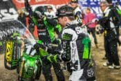 Joey Savatgy Keeps Monster Energy Pro Circuit Kawasaki's Win Streak Alive in Minneapolis