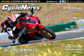 Cycle News Magazine #7: First Test Honda CBR1000RR, Minneapolis Supercross...