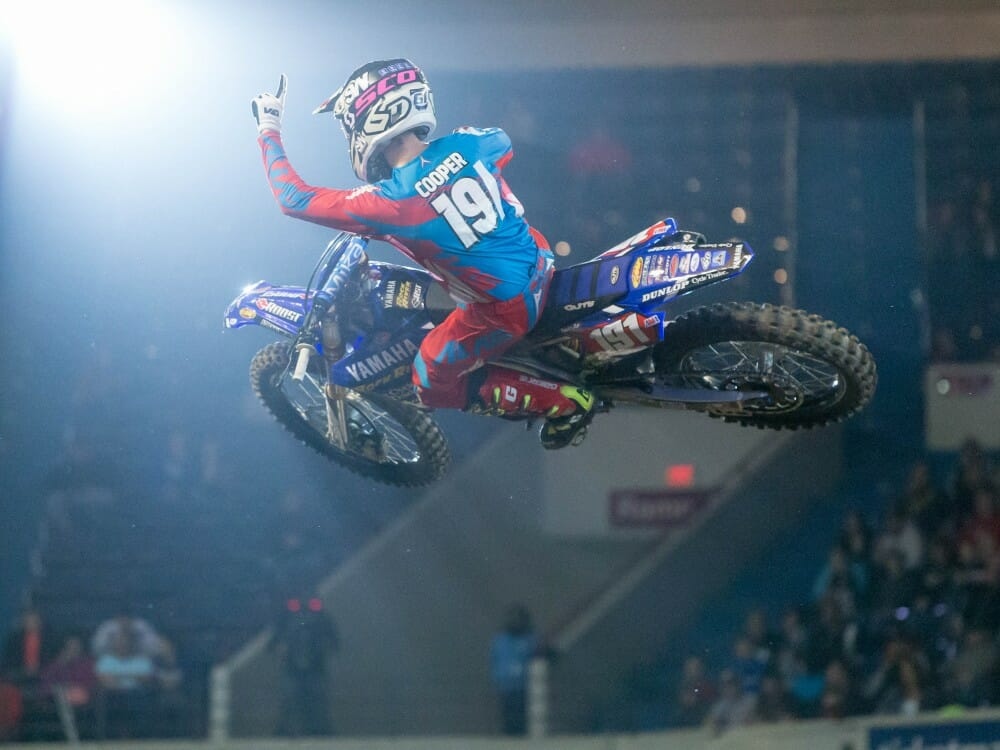 2017 Louisville Arenacross Results
