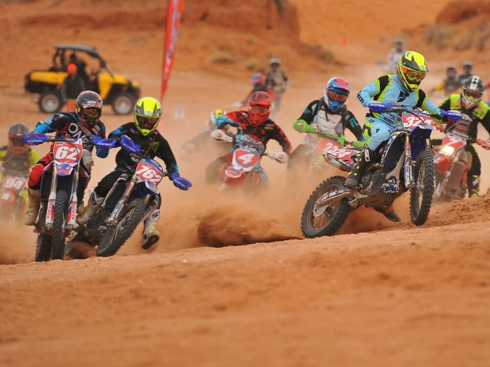 2017 AMA National Hare & Hound Results New Mexico