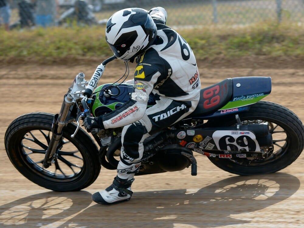 Sammy Halbert Yamaha Fz