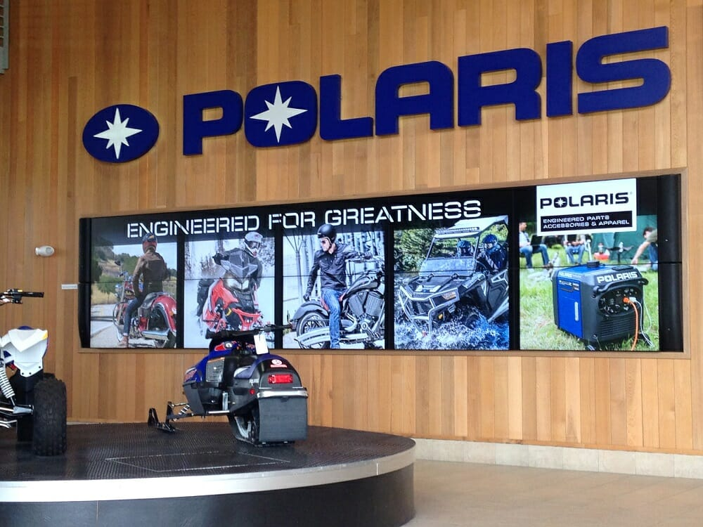 President of Motorcycles at Polaris Industries Inc., Steve Menneto: INTERVIEW