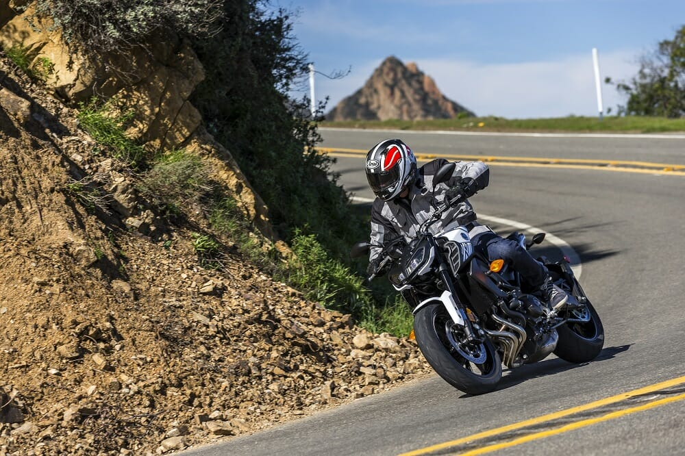 2017 Yamaha FZ-09 First Ride Test | 8 Fast Facts