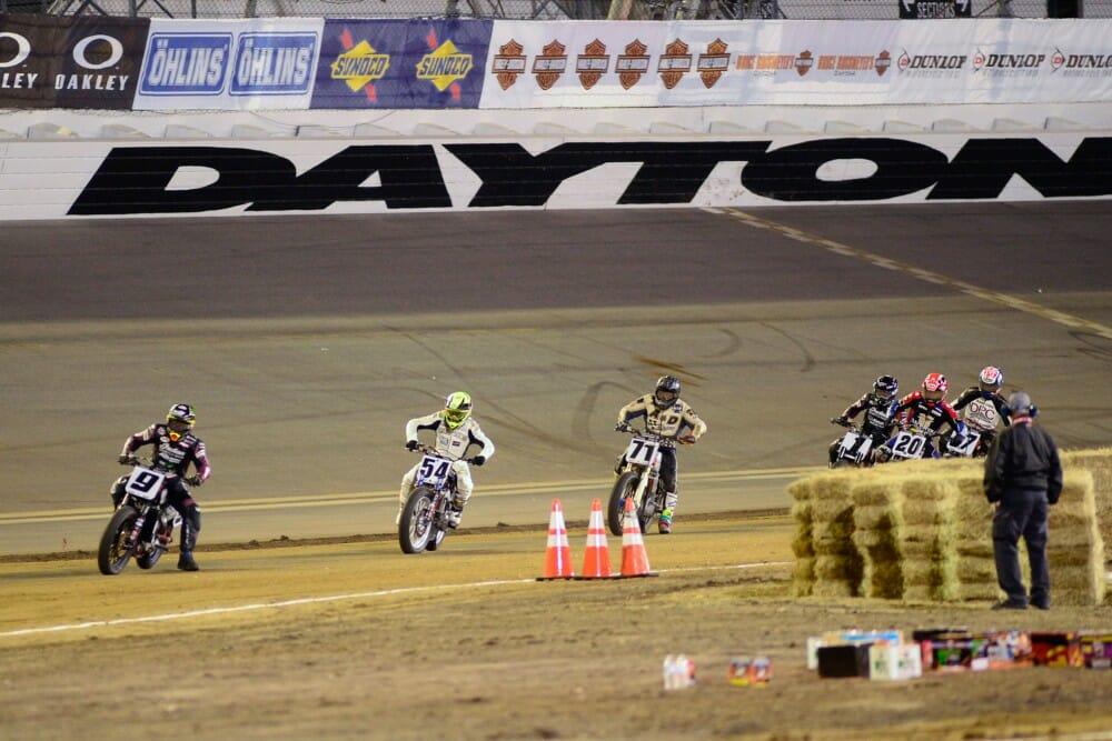 2017 Daytona TT American Flat Track Results
