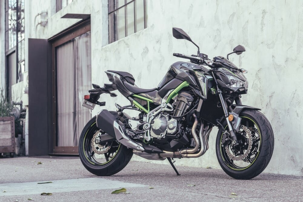 2017 Kawasaki Z900 ABS First Ride