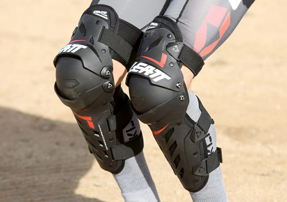 Leatt Dual Axis Knee and Shin Guard: PRODUCT REVIEW