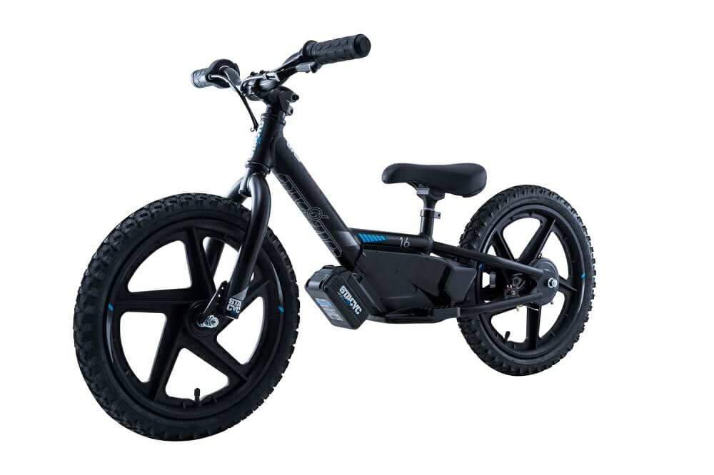 STACYC Electric Powered Balance Bike - 16 inch