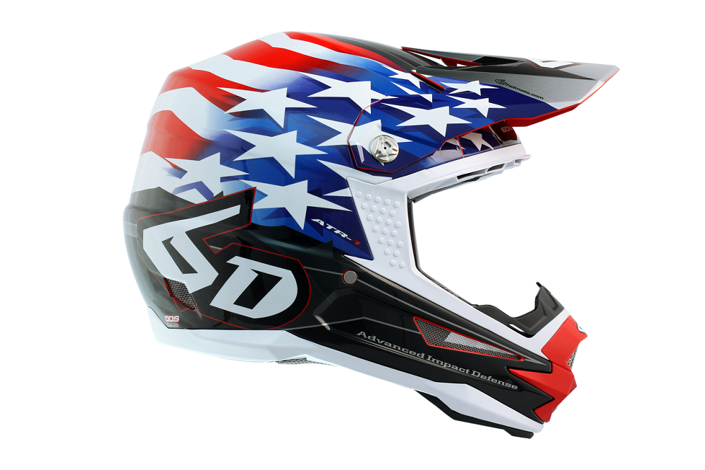 6d Helmets 2017 Atr 1 Collection Cycle News
