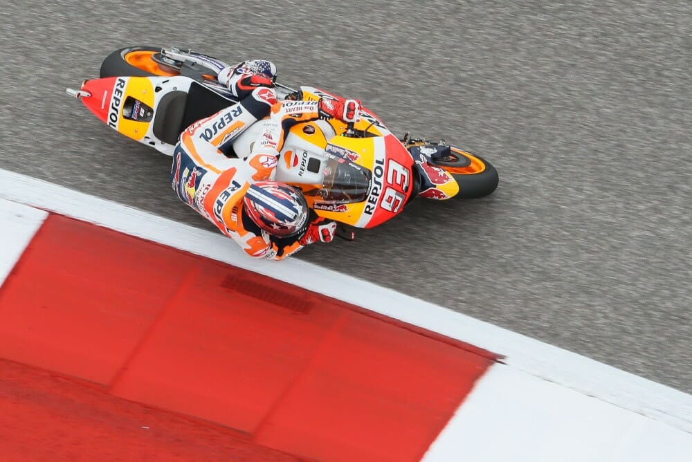 2017 Cota Motogp Qualifying Results Cycle News