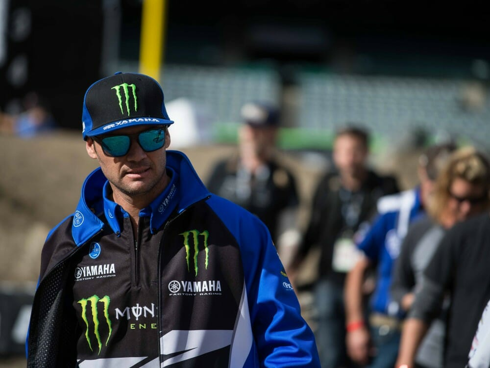 Chad Reed Penalized After St. Louis Supercross Controversy