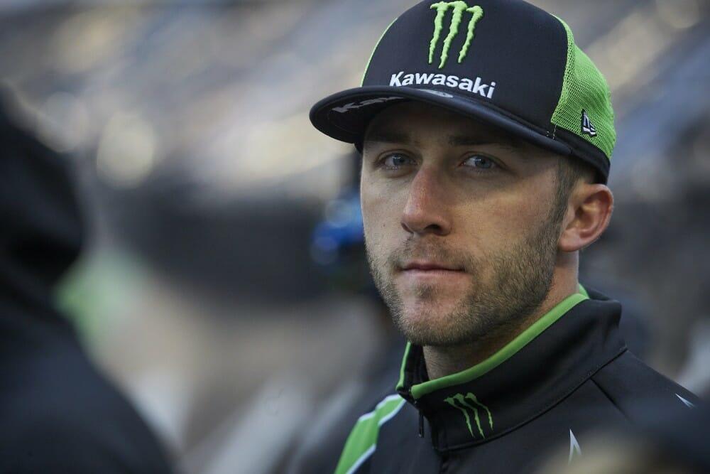 Eli Tomac Extends Contract With Monster Energy Kawasaki