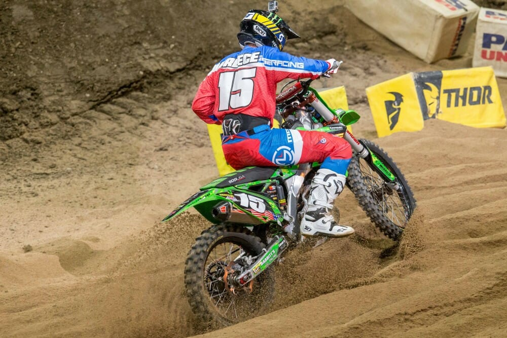 2017 Denver Arenacross Results