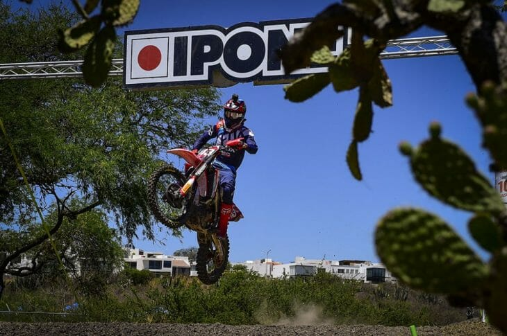 2017 Mexico MXGP Results